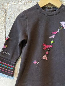 Catimini Windy Day Long Sleeved Top - 2 Years