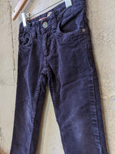 Load image into Gallery viewer, French Indigo Corduroy Trousers - 3 Years