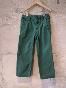 Green Chinos - 3 Years