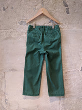 Load image into Gallery viewer, Green Chinos - 3 Years
