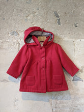 Load image into Gallery viewer, Lovely French A-Line Coat - 18 Months
