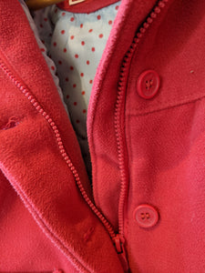 Lovely French A-Line Coat - 18 Months