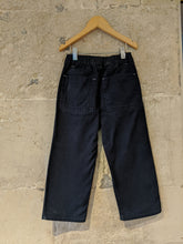 Load image into Gallery viewer, Classic French Navy Vintage Chinos - 4 Years
