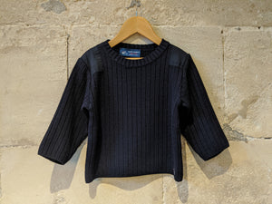 Saint James Classic Wool Blend Jumper - 4 Years