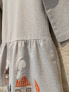 Gorgeous Scandi Style Donna Wilson Dress  - 4 Years