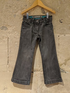 Sergent Major Faded Grey Jeans with Jewels - 4 Years