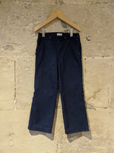 Load image into Gallery viewer, Jacadi French Navy Cotton Trousers - 5 Years