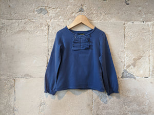 FREE French Ruffle Top - 5 Years