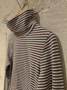 Roll Neck Stripes - 6 Years