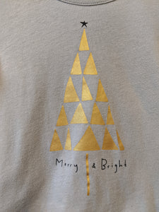 Merry & Bright Tree Top - 12 Months