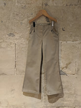 Load image into Gallery viewer, Classic Bootcut Stone Chinos - 6 Years