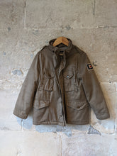 Load image into Gallery viewer, IKKS Cool Khaki Coat - 6 Years