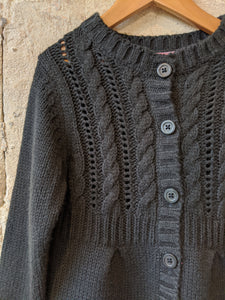 Cable Knit Cardigan - 6 Years