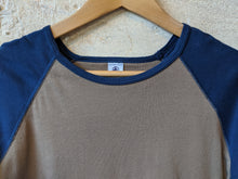 Load image into Gallery viewer, Petit Bateau Raglan T-Shirt - 12 Years
