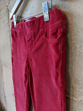 Load image into Gallery viewer, Soft, Stretchy Pink Cords - 7 Years