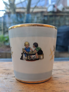 Limoges Child's Beaker Collectable