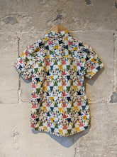 Load image into Gallery viewer, Cool Geometric Shirt - 4 Years