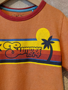 Fab Summer '74 T Shirt - 5 Years