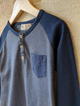 Load image into Gallery viewer, Lovely Raglan Long Sleeved Slub - 3 Years