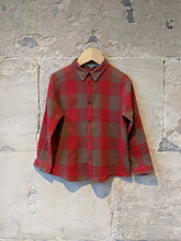 Load image into Gallery viewer, Bonpoint Soft & Floaty Checked Shirt - 4 Years