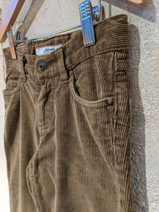 Jacadi Classic Brown Corduroy Trousers - 5 Years