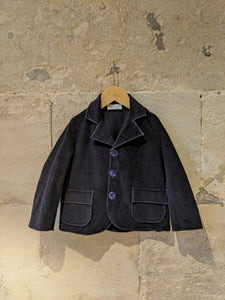 Beautiful Vintage Italian Corduroy Jacket - 4 Years
