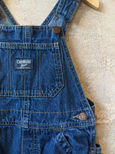 Load image into Gallery viewer, OshKosh Classic Denim Dungarees - 5 Years