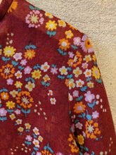 Load image into Gallery viewer, Beautiful French Vintage Floral Tunic - 5 Years
