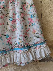 Laura Ashley Wonderful Floaty Floral Dress - 5 Years