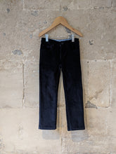 Load image into Gallery viewer, Petit Bateau Deep Navy Corduroy Trousers - 5 Years