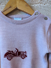 Load image into Gallery viewer, Mac Ilusion Vintage Car Jumper - 18 Months