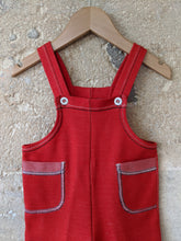 Load image into Gallery viewer, Spectacular French Vintage Dungarees - 6 Months