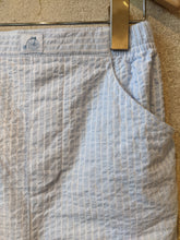 Load image into Gallery viewer, Lovely Sky Blue Seersucker Striped Cotton Trousers - 2 Years