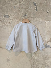 Load image into Gallery viewer, Bonpoint Lightweight Cotton French Grey Tunic - 3 Years
