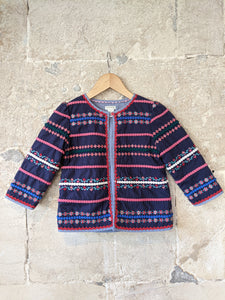 Gorgeous Quilted Style Jacket - 2 Years