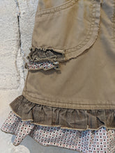 Load image into Gallery viewer, Preloved-Kids-Clothes-Secondhand-Kids-Vintage-Baby-Sale-French-Skirt-8Years-Quality