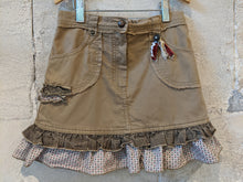 Load image into Gallery viewer, Preloved-Kids-Clothes-Secondhand-Kids-Vintage-Baby-Quality-Skirt-7-8Years