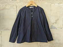 Load image into Gallery viewer, Preloved-Kids-Clothes-Secondhand-Kids-Vintage-Baby-Navy-Cotton-Tunic-CFK-Age8