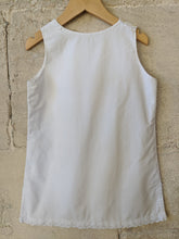 Load image into Gallery viewer, Stunning French Antique Cotton Nightdress with Lace Trim 3 Years