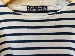 French Stripes for Kids Classic Preloved 7-8 Years