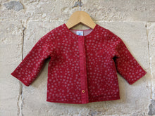 Load image into Gallery viewer, Petit Bateau Preloved Baby Cardigan 6 Months