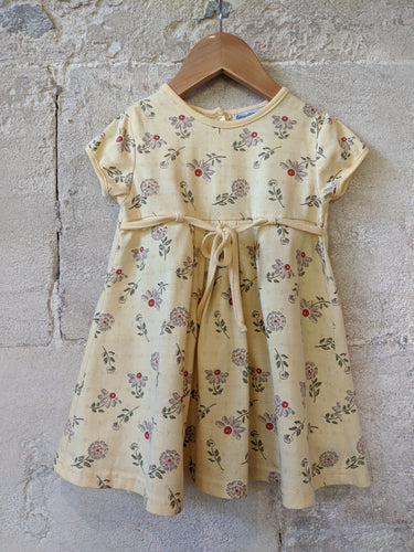 Lemon Preloved Baby Dress