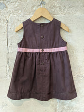Load image into Gallery viewer, Secondhand Sergent Major French Designer Brand Quality Baby Clothes Dress 12-18 Months