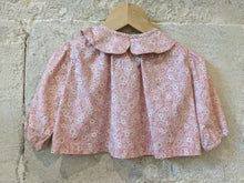 Load image into Gallery viewer, Beautiful Handmade Vintage Daisy Tunic 6 Months