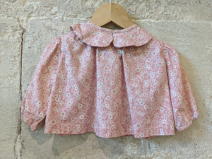 Beautiful Handmade Vintage Daisy Tunic 6 Months
