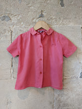 Load image into Gallery viewer, Pink Vintage Blouse 3-4 Years