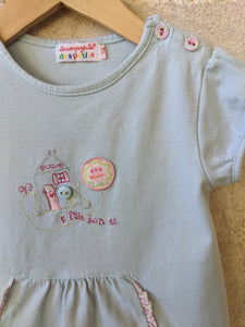 Preloved Second-hand French Kid's Clothes Quality Baby & Children's Clothing brands Sale T Shirt 3 Years