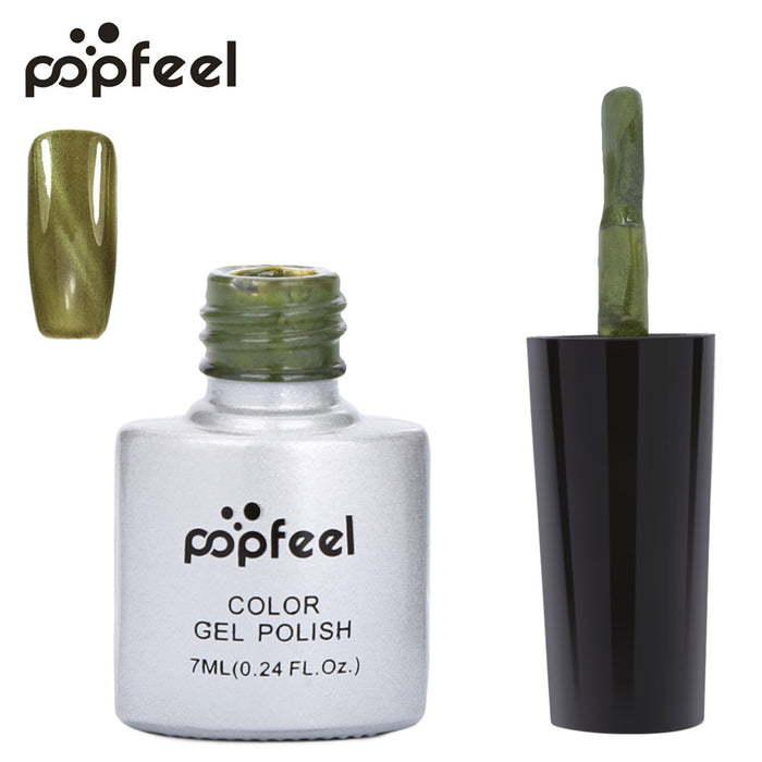 7ml Popfeel Professional LED / UV 3D Manicure Nail Polish