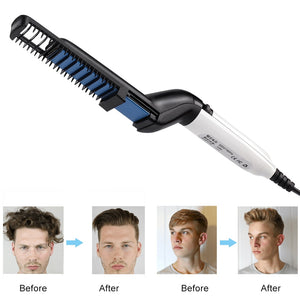 Multifunctional Hair Curler