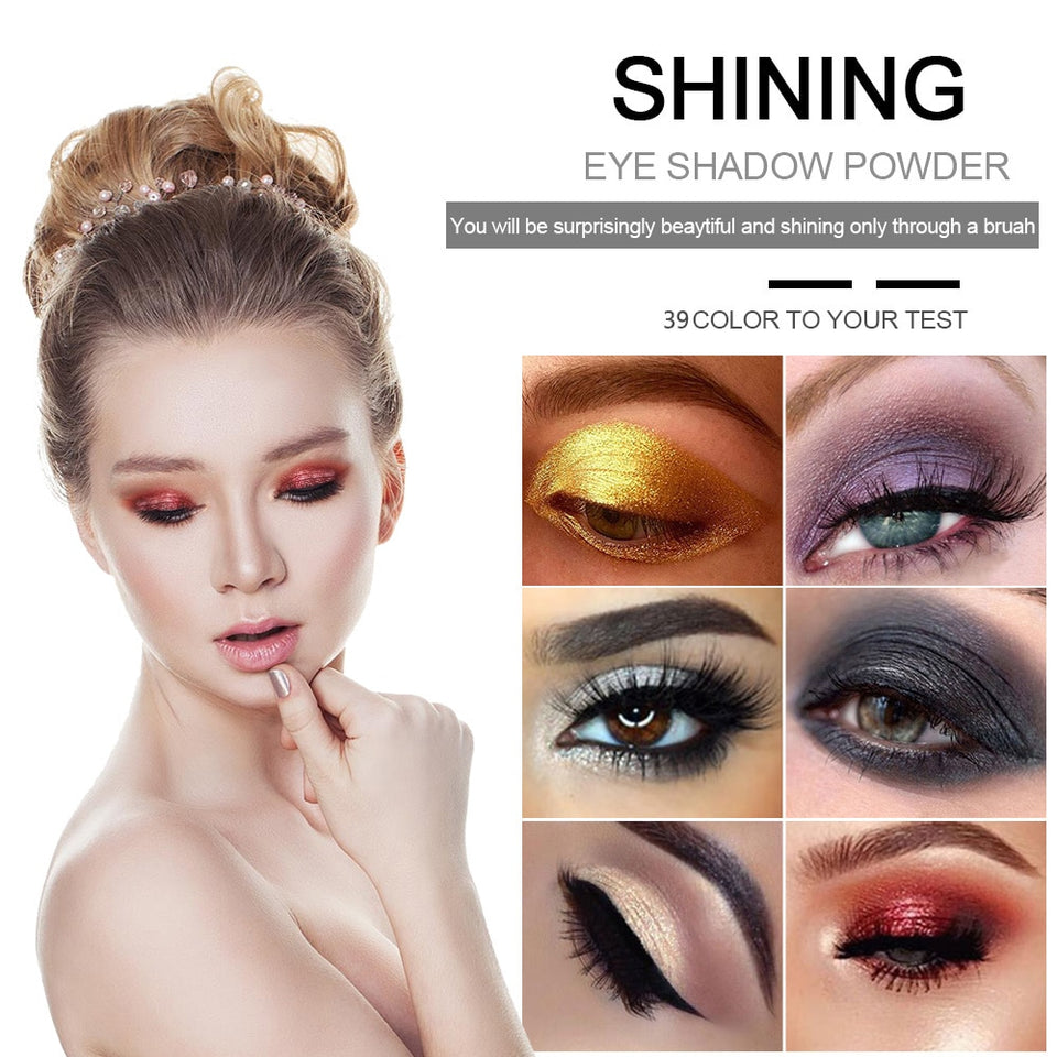 Shining Eye shadow Palette